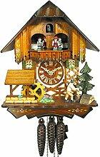 Horloge coucou de la Forêt Noire (originale) -