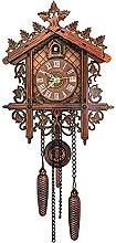 Horloge Coucou Rétro, Style Nordique Rétro