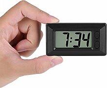 Horloge de Bureau LCD Horloge de Tableau de Bord