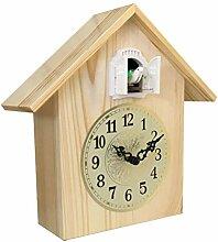 Horloge de bureau Salon Coucou Horloge Mute