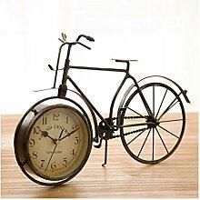 Horloge de Table Bureau rétro de bureau Clock