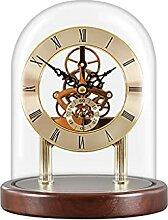 Horloge de Table Horloge de bureau transparent
