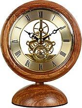 Horloge de Table Horloge de style chinois rétro