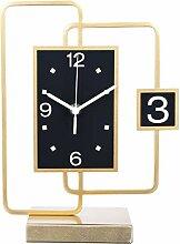 Horloge de table Horloge de table de cadre
