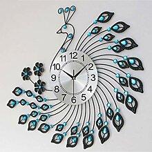 Horloge de Table Peacock Horloge Horloge murale