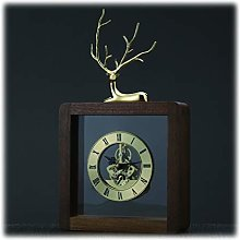 Horloge de table Simple Style de Mantel Clock/mode
