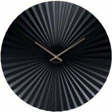 Horloge design en métal sensu