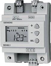 Horloge digital 220V réf SEH62.1 SIEMENS, Horloge