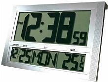 Horloge digitale géante DIM. 42 x 27 x 4,5 cm