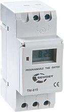 Horloge digitale hebdomadaire 230 V - Sewosy