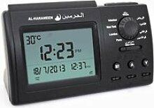 Horloge,DishyKooker musulman réveil LED affichage