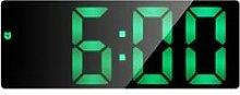 Horloge électronique, affichage à LED