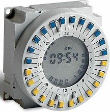 Horloge hebdomadaire 1IO0016D15/M230 - Perry