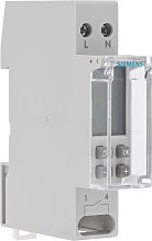Horloge hebdomadaire digitale Siemens 1 module