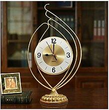 -horloge Horloges de table silencieux non ticking