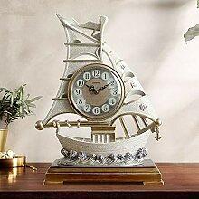 Horloge Luxe chinois Table Horloge Antique Art