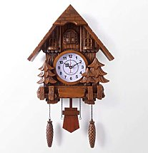 Horloge Moderne Coucou Horloge Mode Salon Horloge