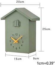 Horloge murale à Quartz, Design de coucou