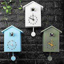 Horloge murale à Quartz en forme de coucou