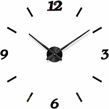 Horloge Murale Acrylique Grande Horloge Murale