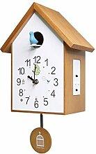 Horloge Murale Coucou moderne pendule pendule