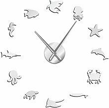 Horloge Murale Créature De La Mer Sealife