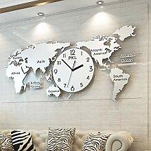 Horloge murale de décoration de la