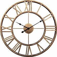 Horloge murale décorative, horloge rétro