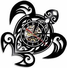 Horloge Murale Disque Vinyle-Horloge Murale