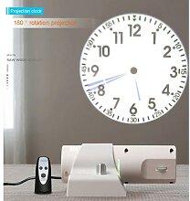 Horloge murale électronique de salon, horloge de