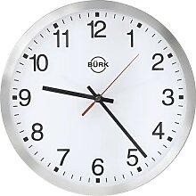 Horloge murale en aluminium, Ø 300 mm horloge