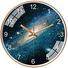 Horloge murale en verre Plexi de 12 pouces,