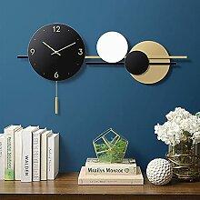 Horloge Murale Géométrique Moderne Horloge