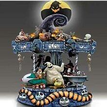 Horloge murale Halloween, Nightmare Before