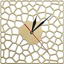 Horloge Murale Horloge Murale Charme Cailloux