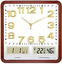 Horloge Murale Horloge Murale Multifonction