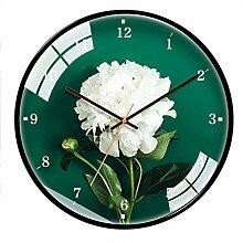 Horloge Murale Horloge murale verte Imprimerie