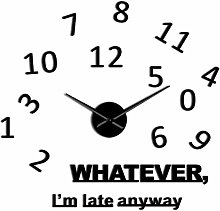 Horloge Murale Horloges Murales Sans Cadre Quoi
