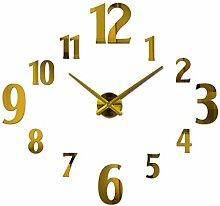 Horloge Murale Moderne Horloge Murale silencieuse,