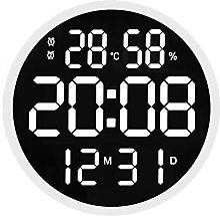 horloge murale Numérique électronique LED