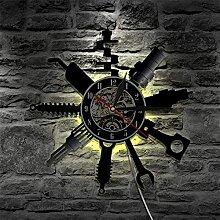 Horloge murale pour réparation de voiture -