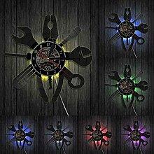 Horloge Murale réparation de Voiture Horloge