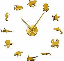 Horloge Murale Sea Creature Sealife Creative