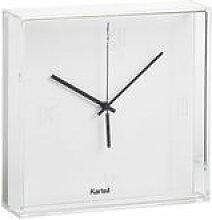 Horloge murale Tic & Tac / à poser ou suspendre -