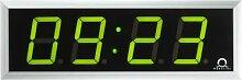Horloge numérique à diodes LED h x l x p 118 x