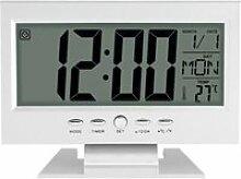 Horloge Numérique Calendrier Multifonction