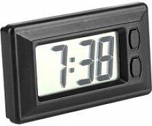 Horloge numérique tableau de bord de voiture