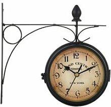 HORLOGE PENDULE SOOTOP Horloge de Gare Reacutetro