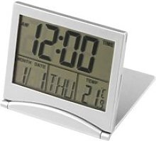 Horloge,Réveil électronique Ultra mince, horloge