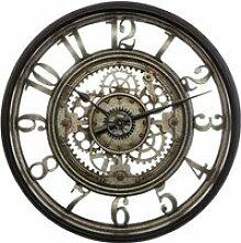 Horloge silencieuse Mécanique D51 Autres Gris